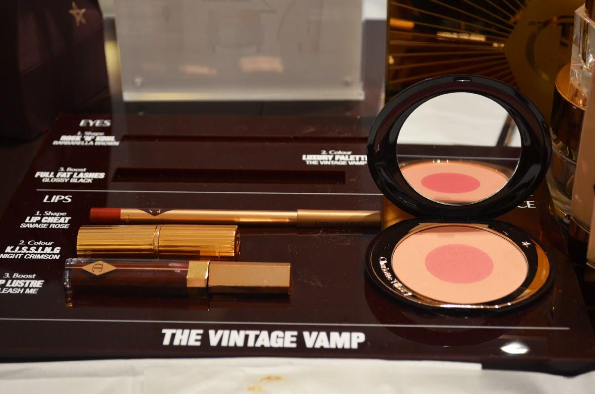 Charlotte Tilbury - Vintage Vamp Makeover