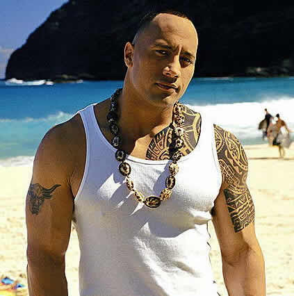 ... : The Rock Tattoos - Dwayne Johnson Tattoos - Celebrity Tattoo Ideas