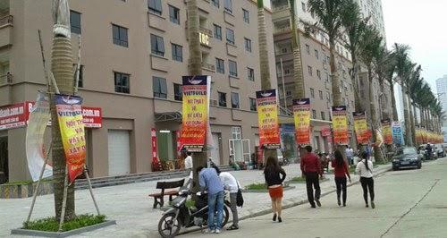 Qua tay môi giới, thị trường chung cư Hà Nội liệu có sốt ảo?