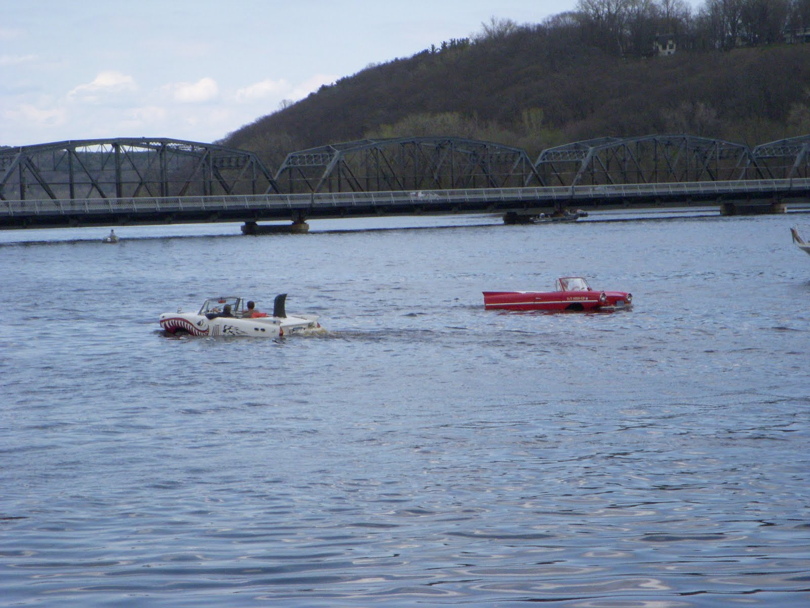 boat cars