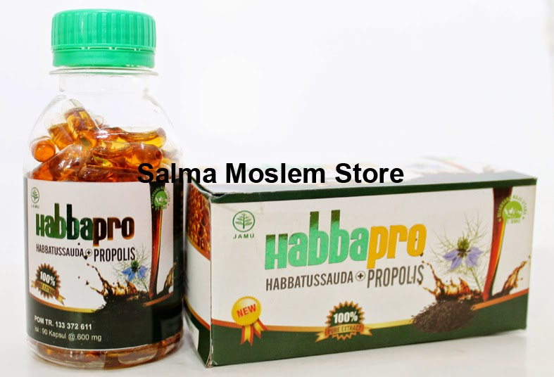 Habbatussauda Propolis