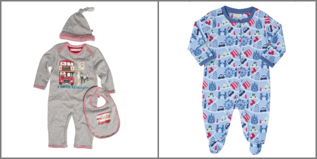 London Guard Baby Clothes