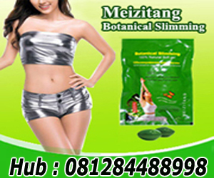 Obat Pelangsing Alami Meizitang Botanical Slimming,pelangsing alami, pelangsing herbal alami, pelangsing herbal
