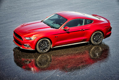2016 Ford Mustang Package Options Available