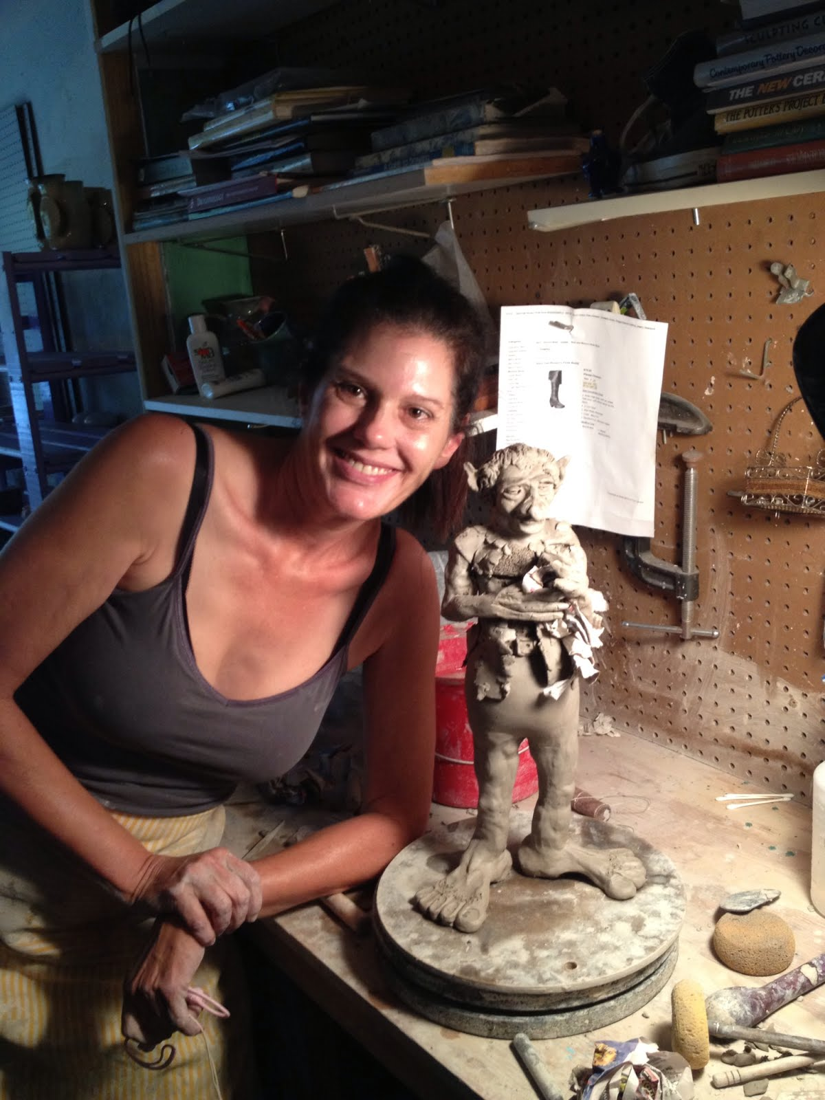 Lori Kane Ceramic Classes