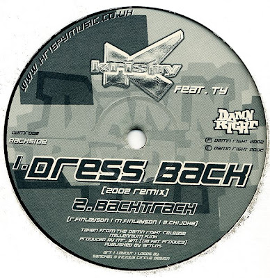 Krispy – Dress Back (2002 Remix) (2002) (VLS) (320 kbps)