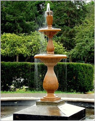 Home Gardens Fountain Designs Ideas