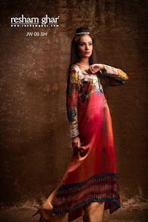 Digital Printed Suits For Eid
