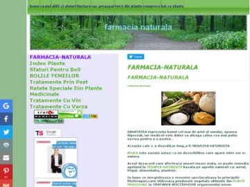 farmacia naturala