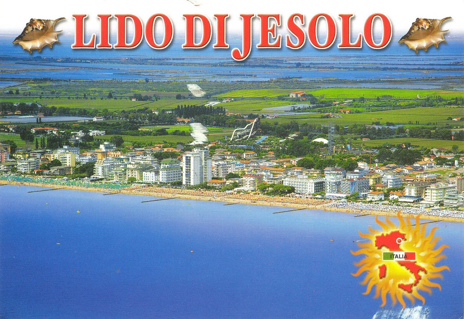 Jesolo Italy  city photos : Mauritian Philatelic Blog: Lido di Jesolo in Italy