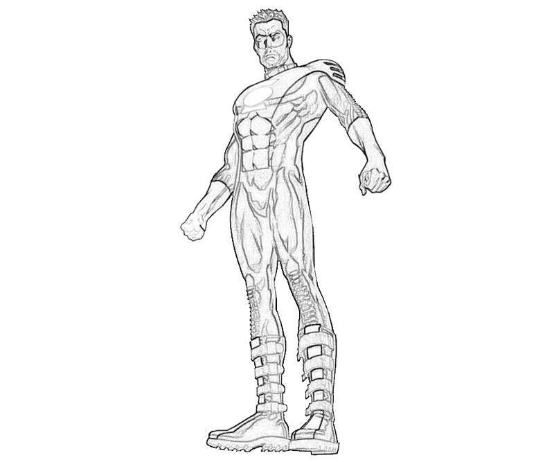 Free Coloring Pages Of Green Lantern Movie