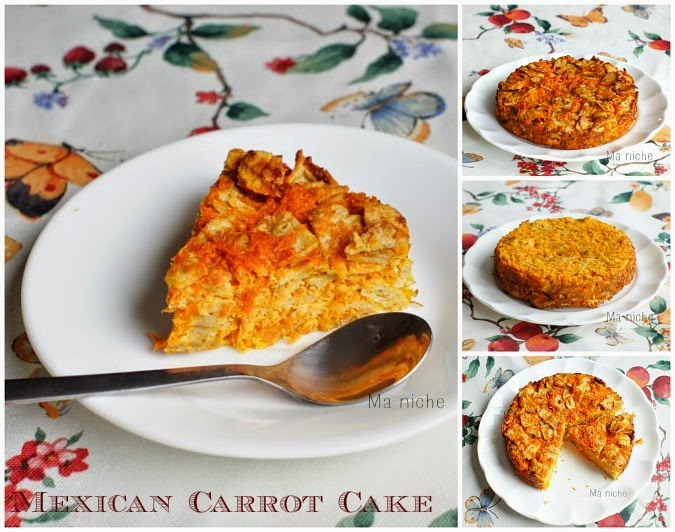 mexican carrot cake