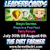 Farmville Leaderboards 30th July 2014 to 6th August 2014