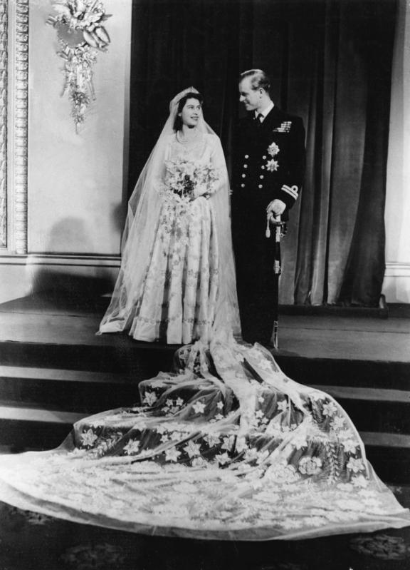 Royal Wedding Dresses Design Through History Handmade