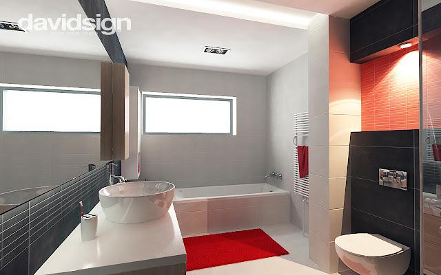 design baie moderna