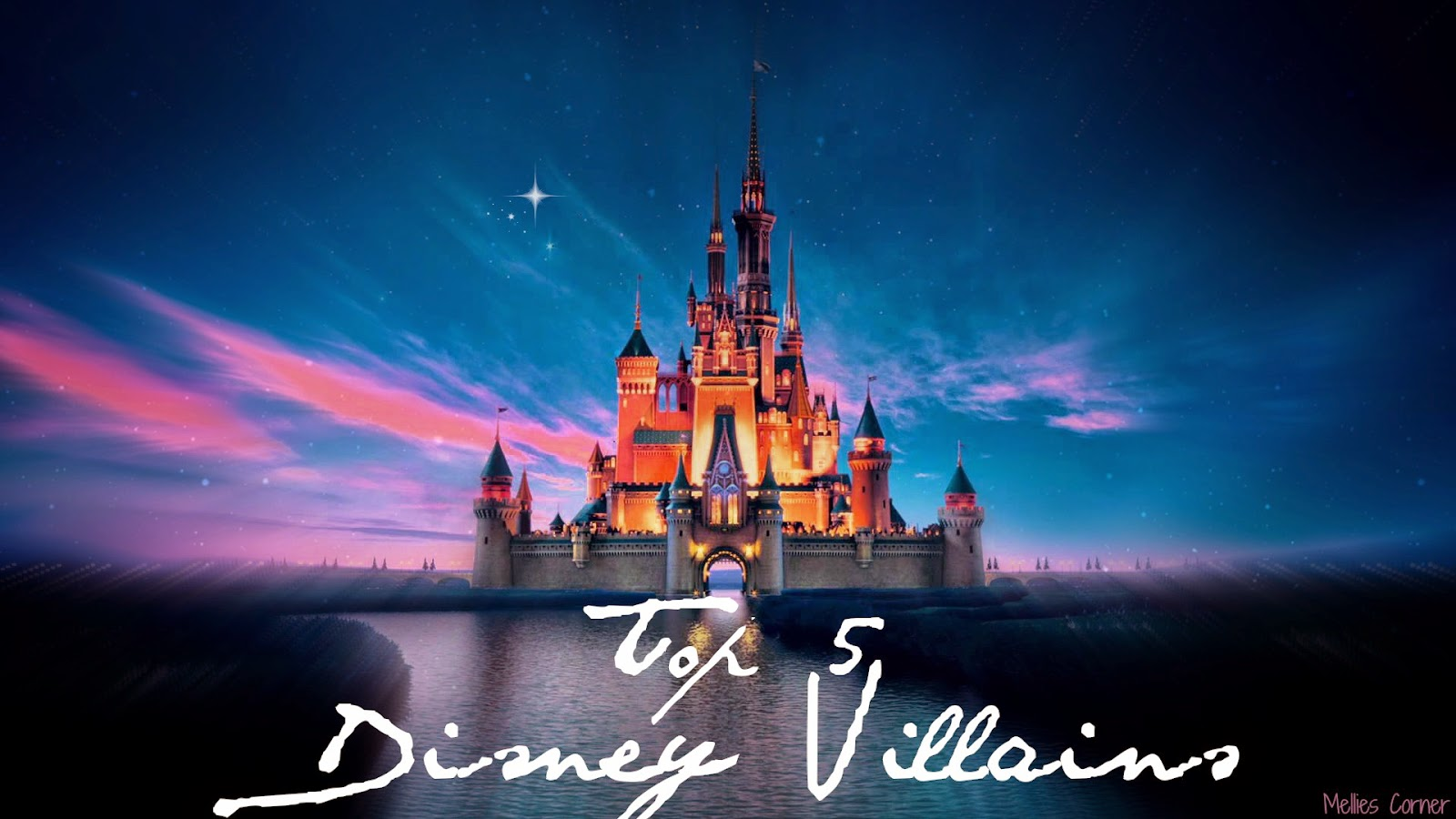 Top 5 Disney Villains - Mellies Corner