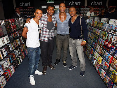 JLS - Teach Me How To Dance Lyrics