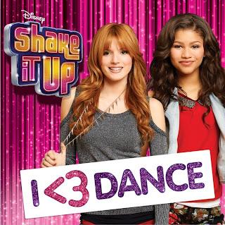 Shake It Up - I <3 Dance CD