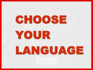 Chosse yor lenguage