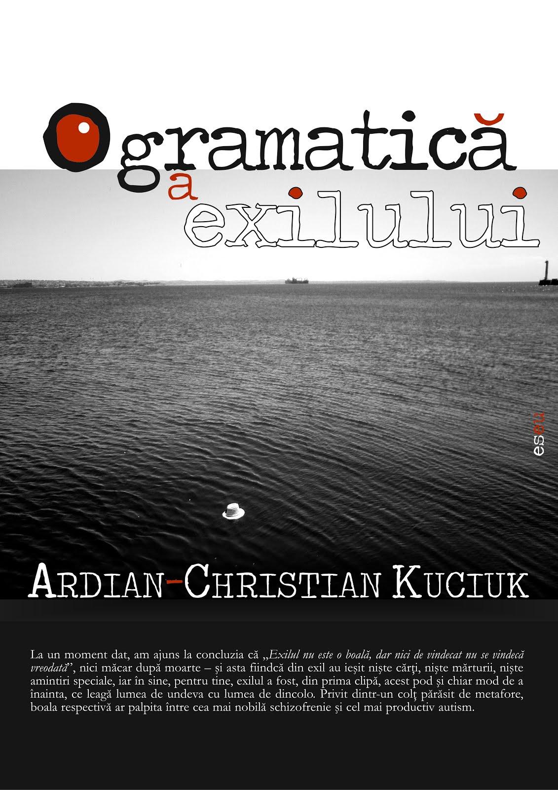 O gramatică a Exilului (eseu)