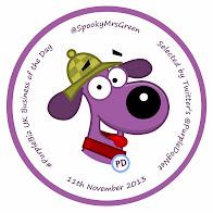 #PurpleBiz Winner November 2013