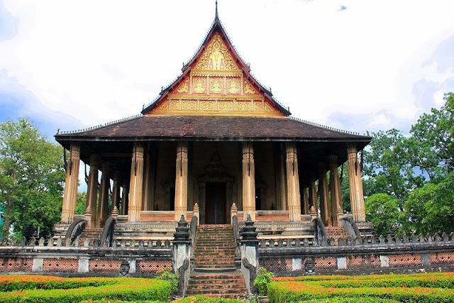 Du lịch Lào bằng đường bộ