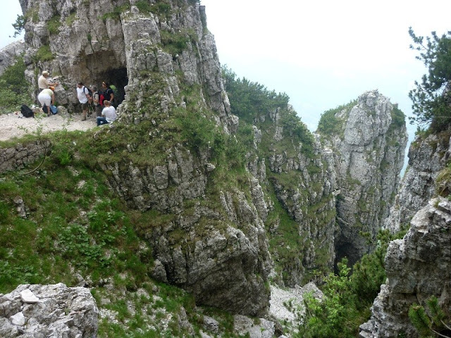 escursione gallerie del pasubio