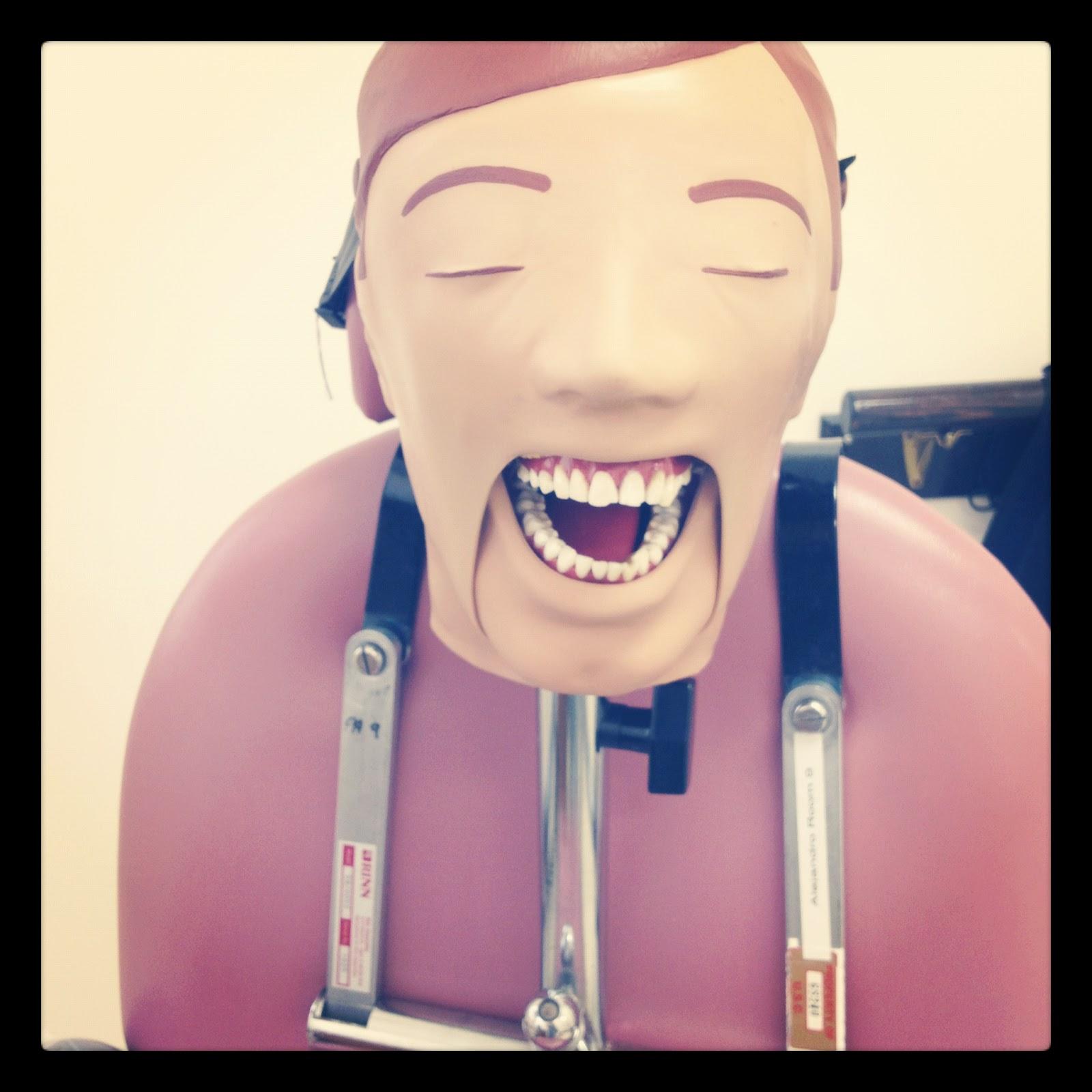 October 2012 Mirror And Explorer A Dental School Blog