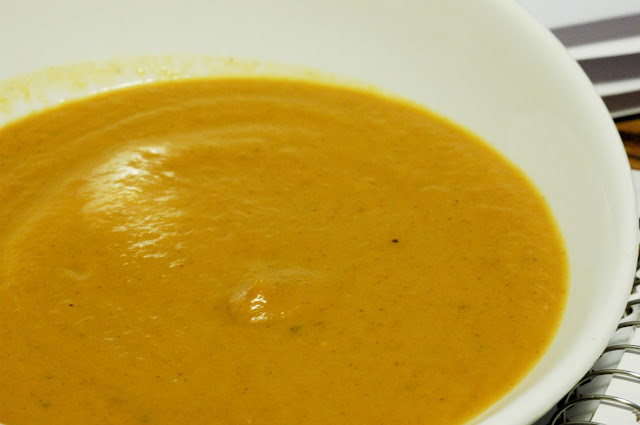 the everyday vegetarian jamaican pumpkin soup