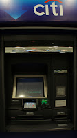ATM fees, ATMs, cash, food and groceries, saving money, frugal living, guest posting