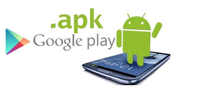 Download Android APK format applications from Google Play