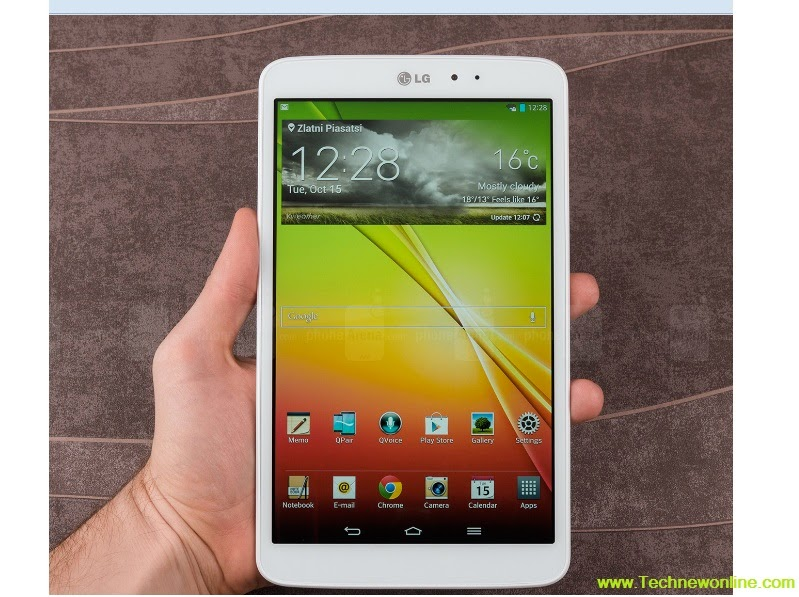 LG G Pad 8.3 Tablet Quad-core 2gb RAM