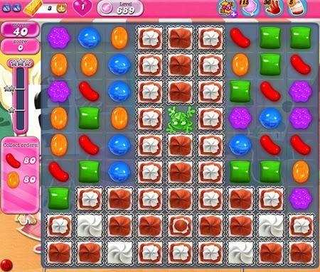 Candy Crush Saga 689