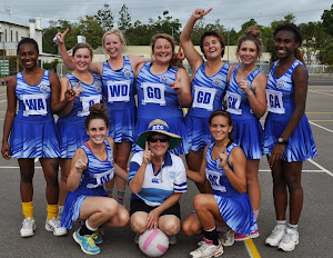 Undefeated Premiers- 2nd's Netball