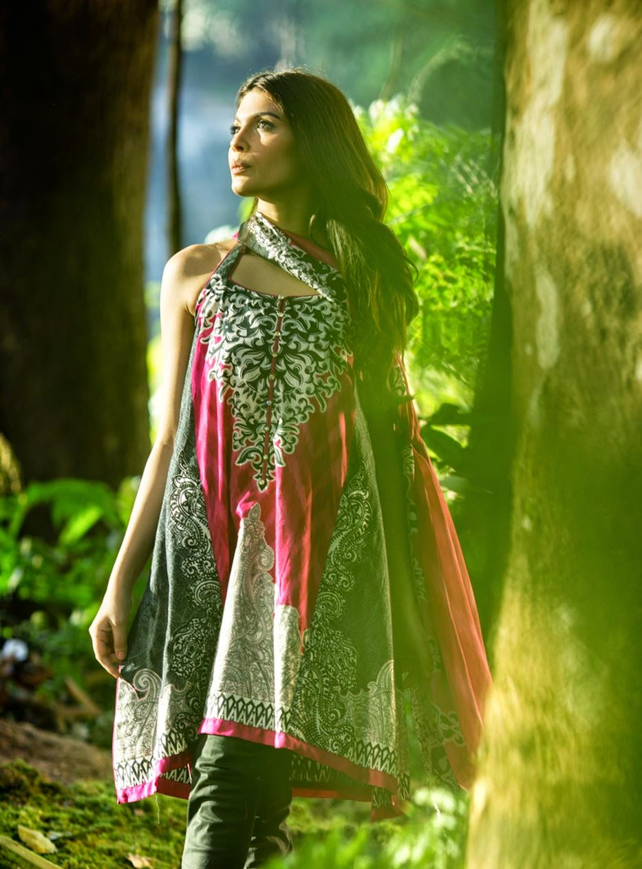 Pakistani clothing lawn collection 2015