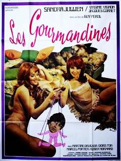 Les gourmandines 1973