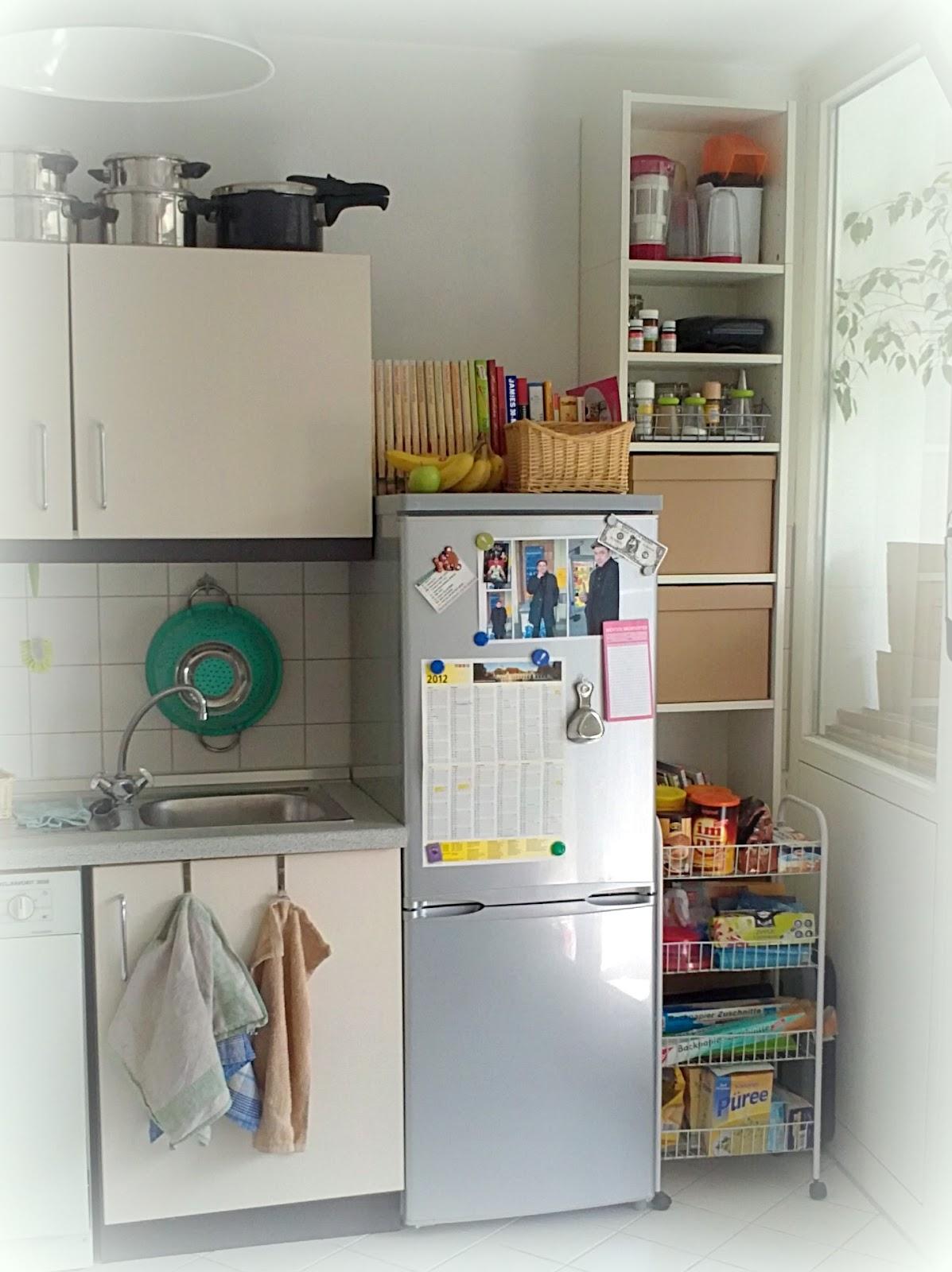 crafts by mirka diy diner k che 1. Black Bedroom Furniture Sets. Home Design Ideas
