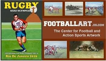Sponsor: Football Art