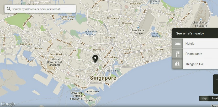 ODE TO ART Contemporary Singapore Location Attractions Map,Location Attractions Map of ODE TO ART Contemporary Singapore,ODE TO ART Contemporary Singapore accommodation destinations hotels map reviews photos pictures