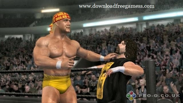 Pc Free Game Smackdown vs Raw 2009 Compressed