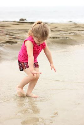 Ocean Playing