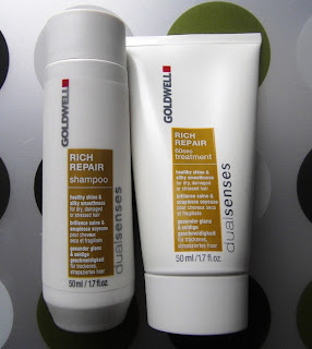 Goldwell Rich Repair szampon i balsam od HandsomeMen - opinia