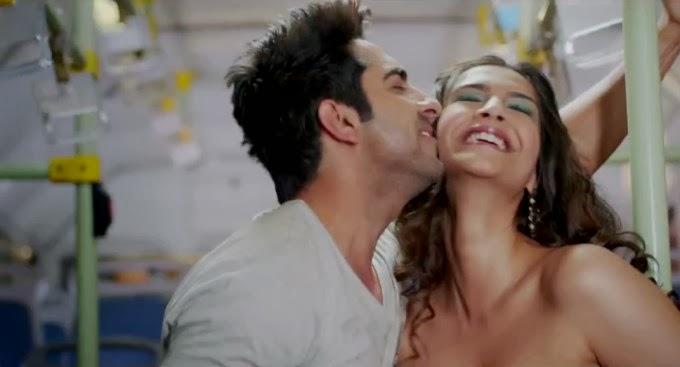 Sonam Kapoor in nude photoshoot striping sex scene in film bewakoofiyaan
