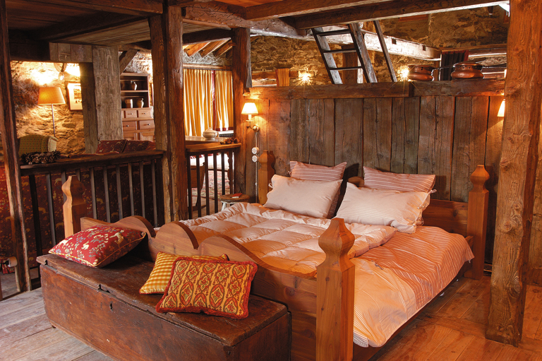 Viaggiamonline hotellerie de mascognaz etre mascognaz for Arredo bagno valle d aosta