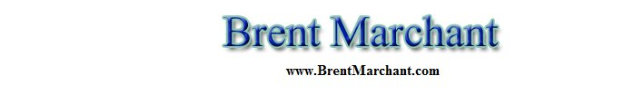 Brent Marchant's Blog
