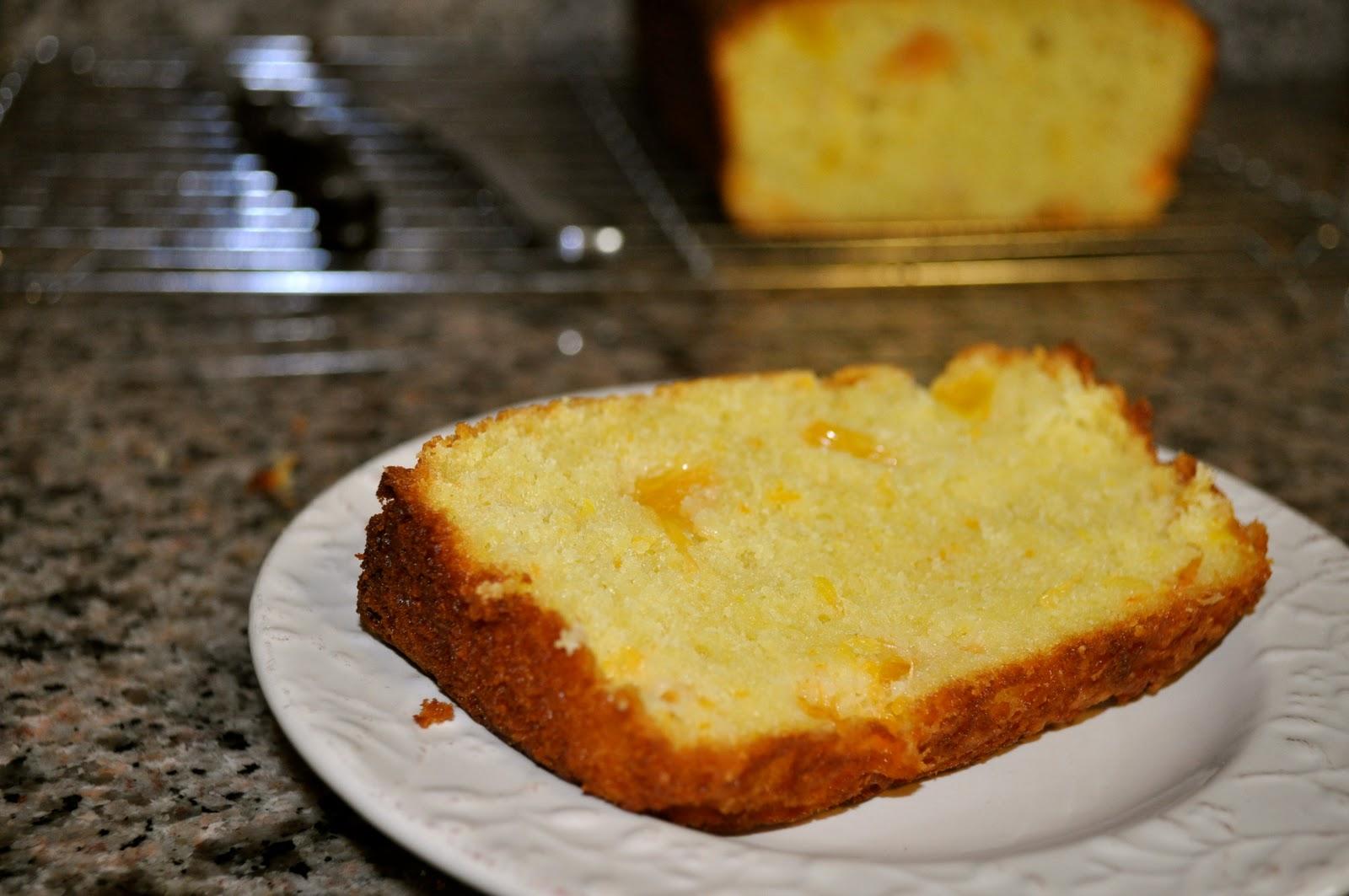 A Handmade Life: Citrus Olive Oil Cake