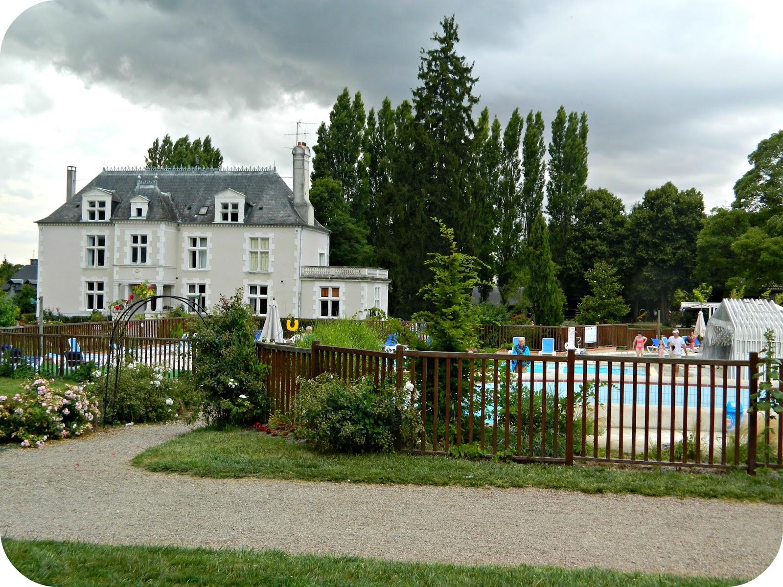 Le Château des Marais Eurocamp site