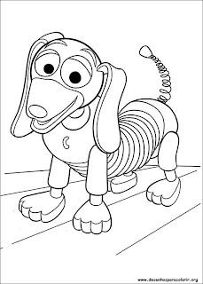Desenhos do Toy Story para imprimir
