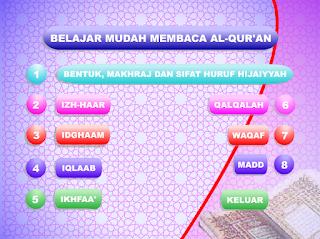 MUDAH Belajar Tajwid Agar Fasih Membaca AlQuran