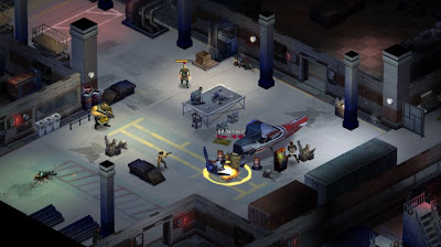 Shadowrun Returns Screenshots 2